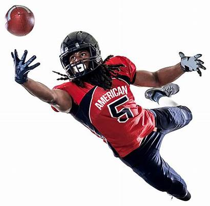 Football Player American Transparent Clipart Ball Players