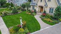 how to landscape your yard Ho-Ho-Kus Front Yard Landscape Design - CLC Landscape Design