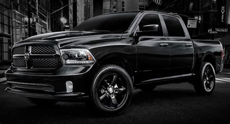 New Ram 1500 Black Express Edition