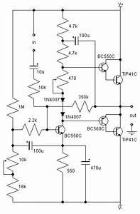 21w Class Ab Audio Amplifier