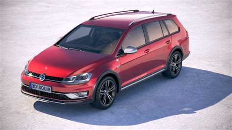 2019 Vw Golf Wagon by Volkswagen Golf Alltrack 2019