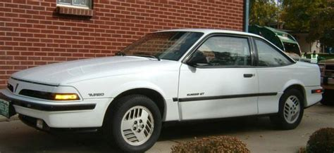 boost coupe  pontiac sunbird gt turbo