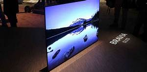 Sony Bravia KD55A1 OLED 4K HDR Premium TV Launch Preview