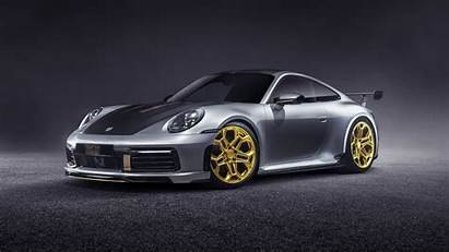 Porsche 911 992 Techart Carrera 4s Tuning