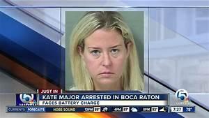 Lindsay Lohan's stepmom arrested on battery charge in Boca ...