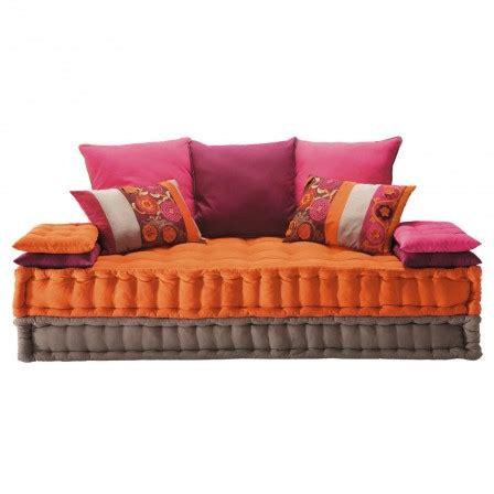 matelas maison du monde matelas futon coussin de sol capitonn 233 detente et couchage pour chambre enfant ou ado grand