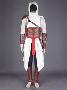 Assassin's Creed Altair Hood Cosplay Costume – Gadgets Matrix
