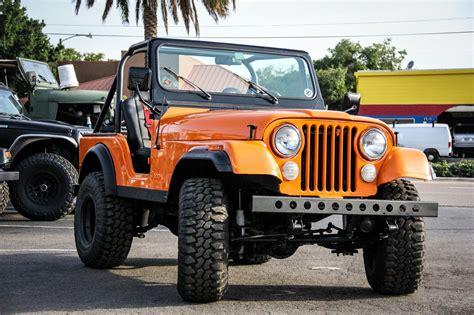 cj jeep wrangler cj5 jeep
