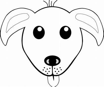 Coloring Dog Face Head Shepherd German Popular