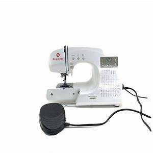 Singer 4166 Sewing Machine With Accessories Manual Works