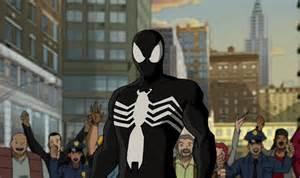 Ultimate Spider-Man Black Suit