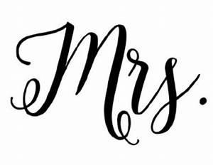 DIY Calligraphy Wedding Signs