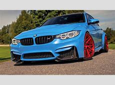 Striking slammed BMW M3 F80 DriveMy Blogs Drive