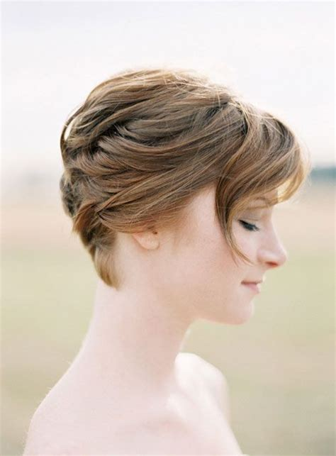 Prom Hairstyles For Pixie Cuts by 17 Best Ideas About Pixie Updo On Pixie Styles