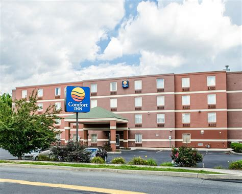 comfort inn capital city pet policy