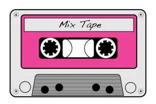 80s Cassette Tape Clip Art