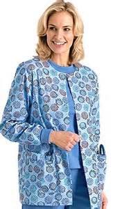 landau rosette print jacket and top 7525 82190 warmup jacket