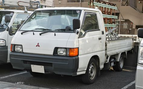 Mitsubishi Trucks by Scrapping Your Mitsubishi Truck Scrapping A Truck
