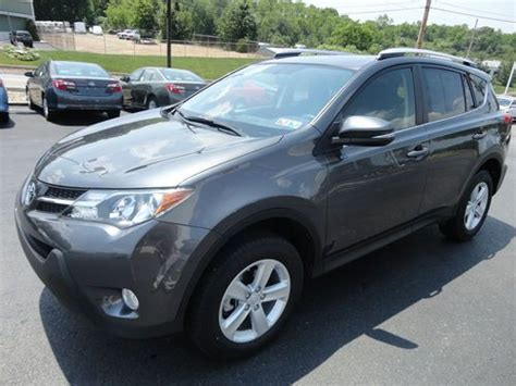 Awd Cars 5k by Purchase Used 2013 Toyota Rav4 Xle Awd 2 5l Sunroof 4x4 5k