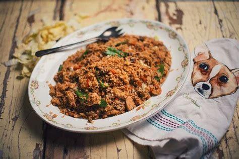 cuisiner le vrai riz frit chinois 1000 idées sur le thème riz frit sur riz