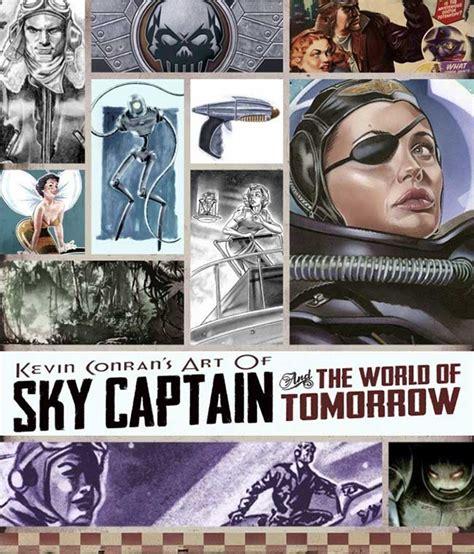 solicitations dynamite announces art  sky captain