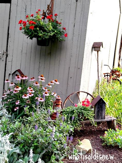 Best Primitive Gardens Images Pinterest Garden