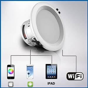 Bluetooth wifi ceiling downlight spot with wireless light
