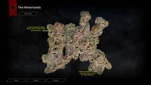 Dragon Age Inquisition The Hinterlands