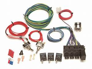 Painless Wiring 30120 Universal Turn Signal Harness  Relay