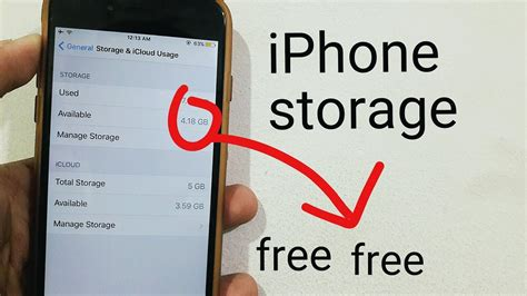 increase storage on iphone trick to increase iphone storage