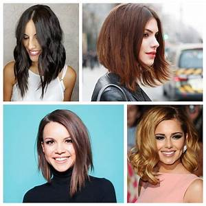 Coupe Carré Plongeant Femme : coupe de cheveux femme long lisse 2018 ~ Melissatoandfro.com Idées de Décoration