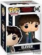 Eleven (season 2) (Stranger Things) Pop Vinyl Television ...