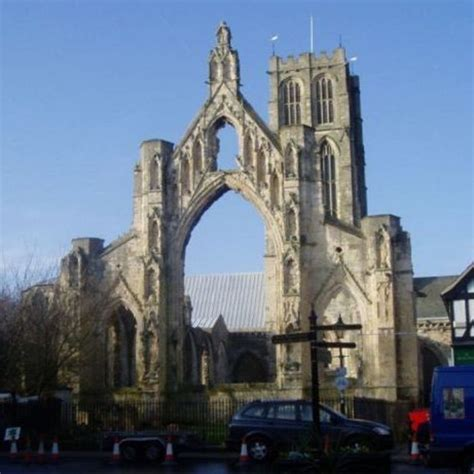 howden minster howden east riding  yorkshire