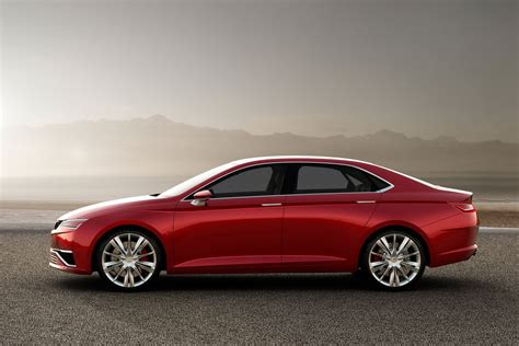 Sedan Cars : Seat Ibl Concept Sedan Officially Unveiled