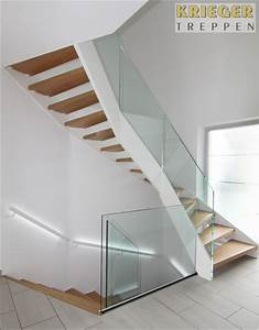 Treppe Mit Glasgeländer : glasgel nder f r ihre treppe ganzglasgel nder ~ Sanjose-hotels-ca.com Haus und Dekorationen