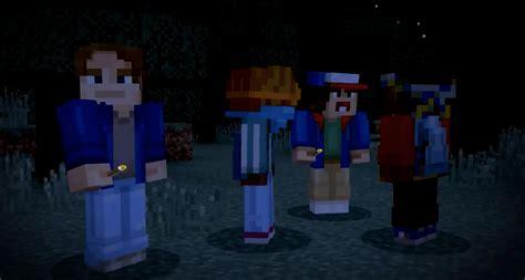 Stranger Things Season 2 Minecraft crossover LIVE - SlashGear