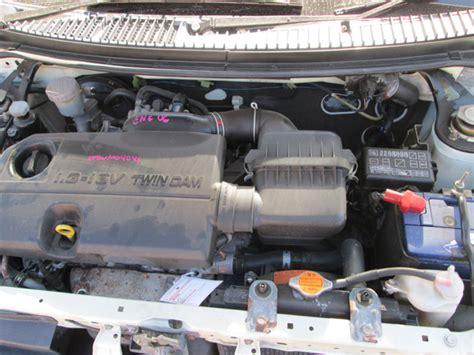 » Daihatsu Sirion I Gtvi 1.3i -a- White. Sirion Spare Parts