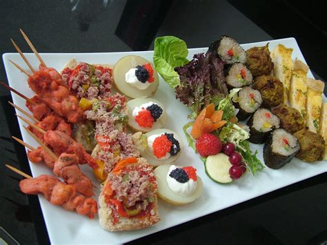 indian canapes ideas indian wedding caterers
