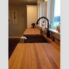 "My Take On Butcher Block Countertops""woodn't"" You Like"