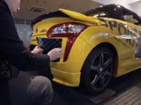 Photos 3d Printed Car Parts From Stratasys And Daihatsu
