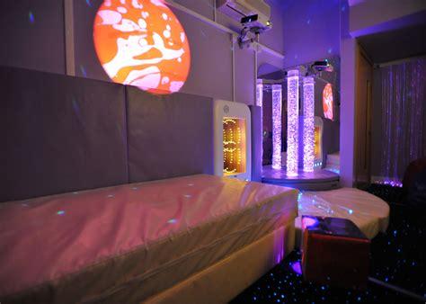 alan shearer centre sensory room snoezelen multi