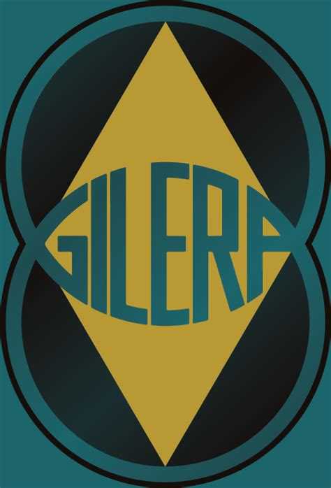 Gilera Motorcycle Logos and Badges