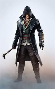Jacob (White BG) - Characters & Art - Assassin's Creed ...