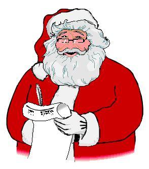 50 Imágenes Animadas de Papa Noel Santa Claus GIFS