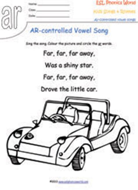 controlled vowel songs phonics songs kids phonics