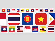 Free ASEAN icons sets ASEAN UP