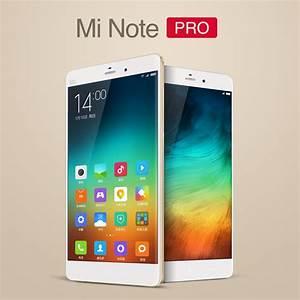 Xiaomi Mi Note Pro  Toda La Informaci U00f3n