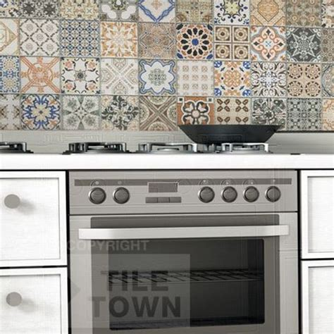 Provenza Deco Kitchen Wall Tile