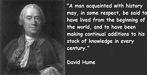 Philosophical A... Hume Quotes