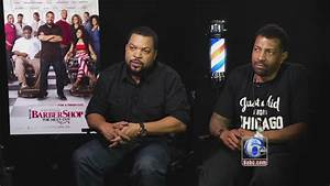 Philadelphia barbers get answers from 'Barbershop: The ...